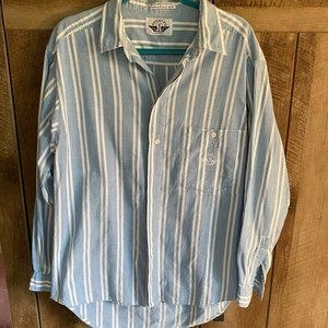 Men's Shirt by Dockers size Large